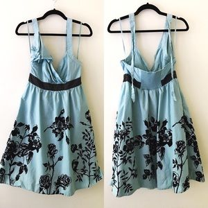 ANTHROPOLOGIE Stemmed Sweetbriar Dress